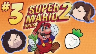 Super Mario Bros. 2:  Never-Ending Stream of Death - PART 3 - Game Grumps