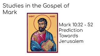 Mark lesson 17