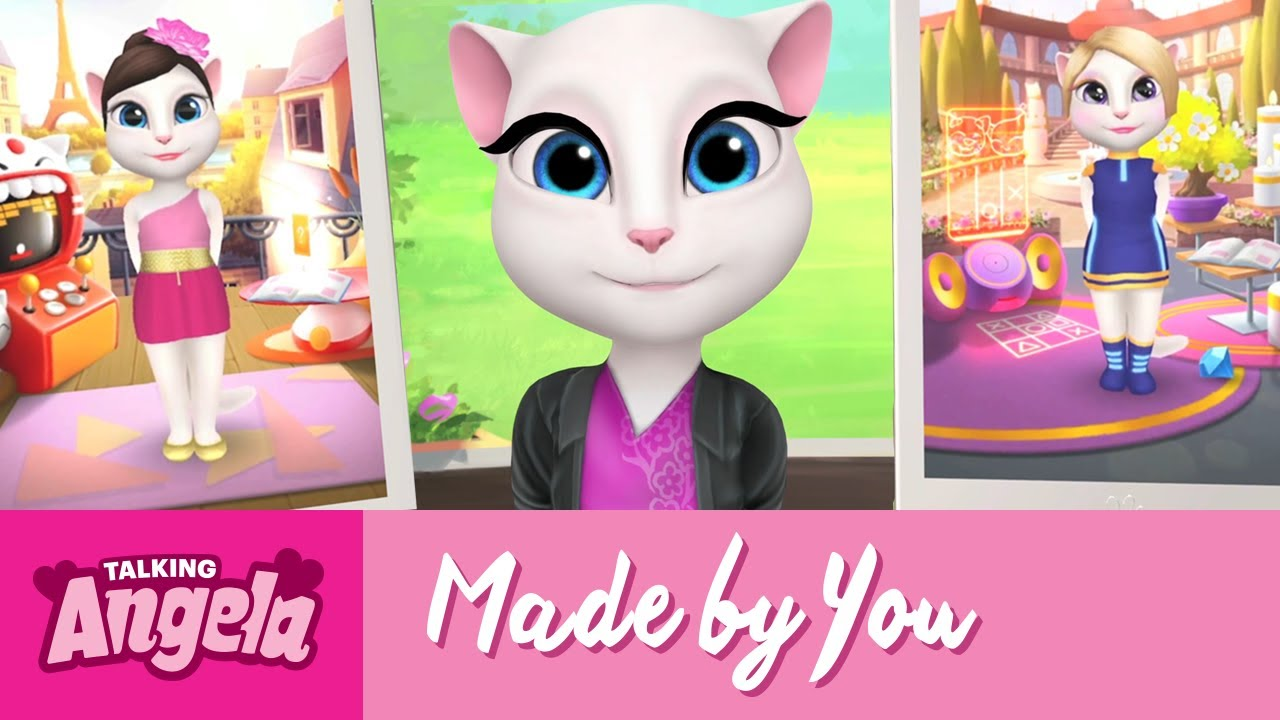 d1362ca1d6fb2 Talking Angela - Videos YOU ve Created 2 - YouTube