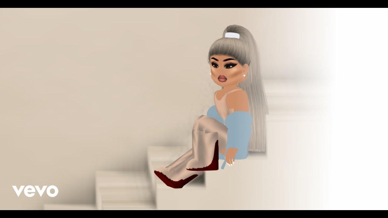 Ariana Grande Raindrops Uncanny Valley Roblox Music Video