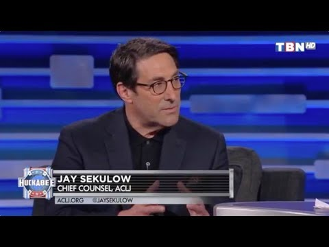 Jay Sekulow On The Fact That Israel Has A Right To Exist As The Jewish State | Huckabee
