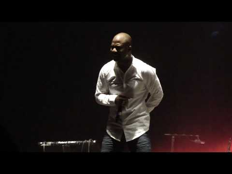 Serani No Games Live @ Amsterdam Reggae Festival