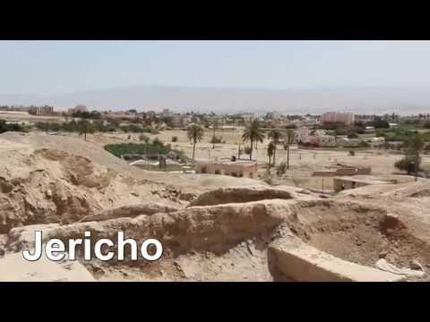 Westbank: Jericho und Bethlehem