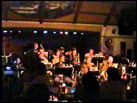Jon English & Bay Area Jazz Composers Orchestra at Yoshi's 1