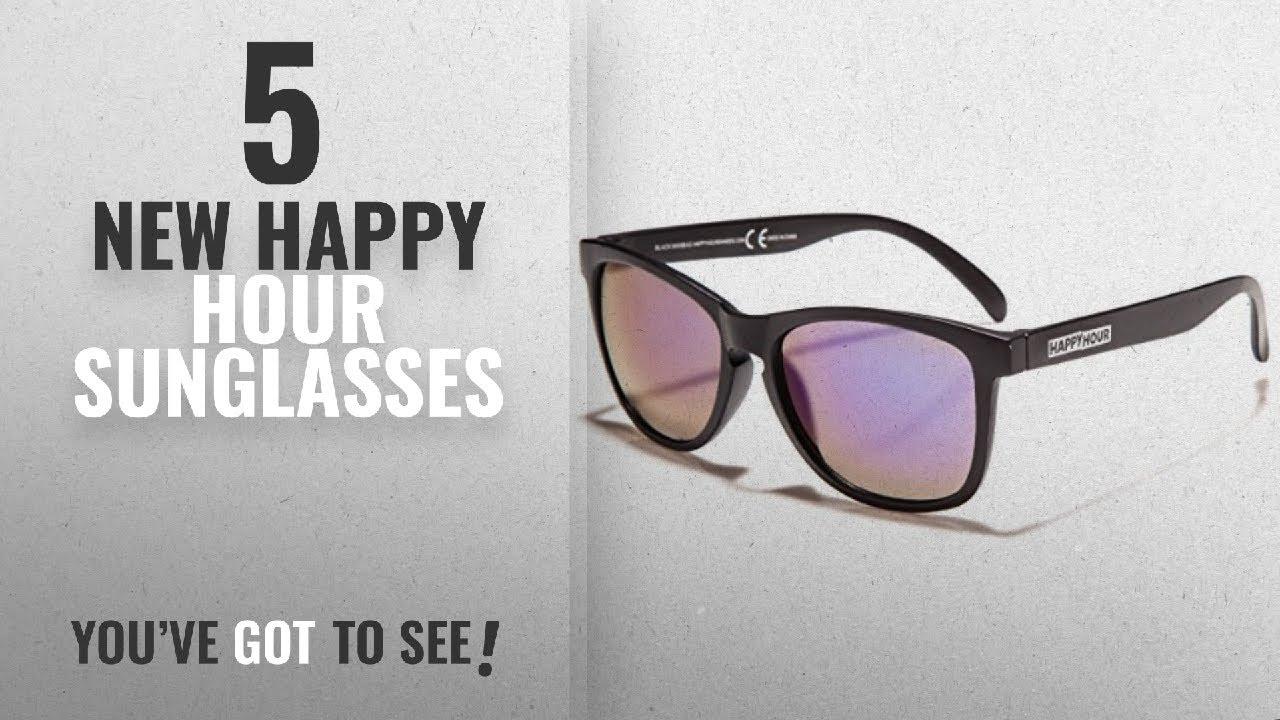 bf644fb9ac3 Top 10 Happy Hour Sunglasses   Winter 2018    Happy Hour Team The Mambas  Sunglasses - Black Mambas