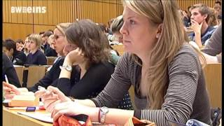 Wieder mehr Erstsemester - Junge Menschen wollen studieren