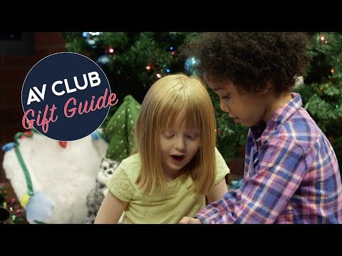 A.V. Club kids tear open our favorite Gift Guide items