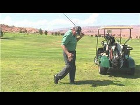 Golf Swing Mechanics : How to Use Your Legs With a Golf Swing