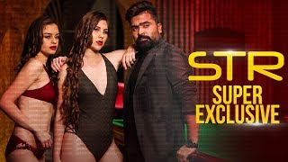 HOT & SEXY: STR In & As Manmadhan | Photoshoot Video