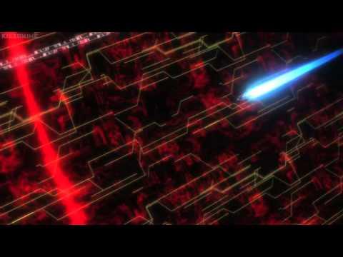 Captain Earth - Final Fight Scene Earth Engine vs Blume