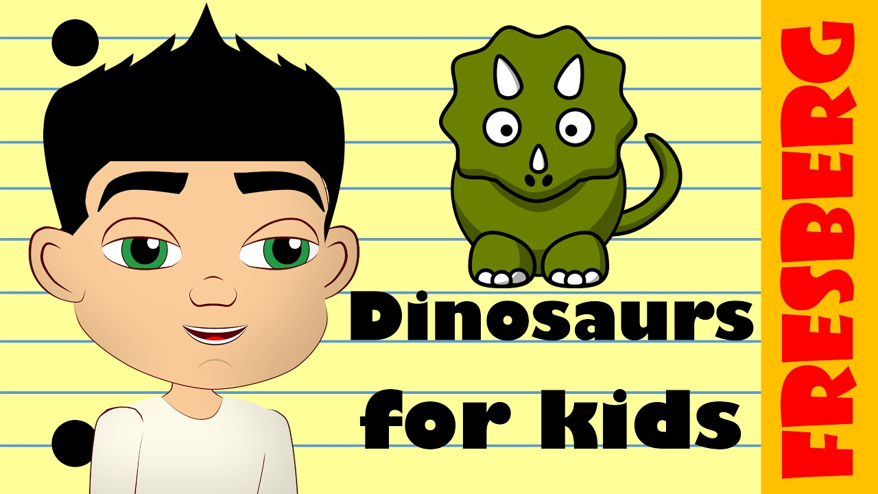 dinosaurs for kids learning about dinosaurs for children