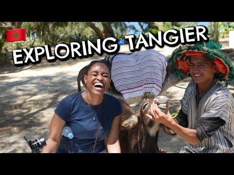 Exploring Tangier, Morocco (Travel Vlog)