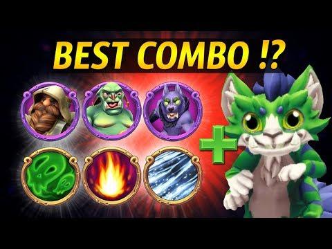 Royal Revolt 2 - BEST COMBO !?