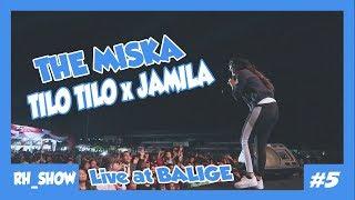 THE MISKA nyanyi JAMILA bikin ROBY PURBA nonton dibawah panggung