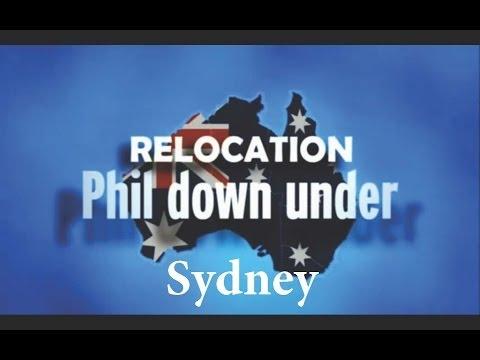 Relocation Phil Down Under S02E06 Sydney 2010