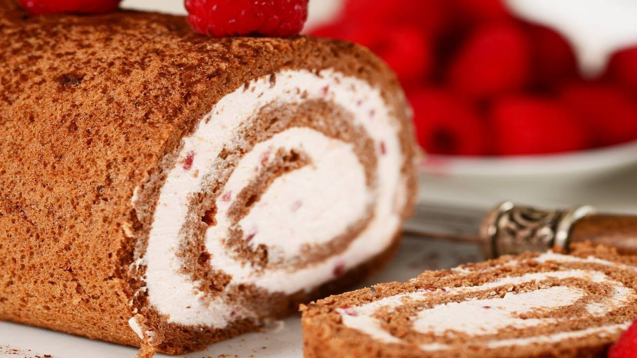 Chocolate Sponge Cake Recipe Joy Of Baking