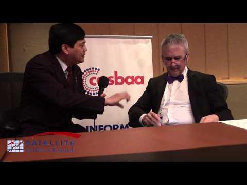 Interview with Yvon Henri, Head Satellite Services Department, ITU