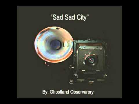 Ghostland Observatory - Sad Sad City