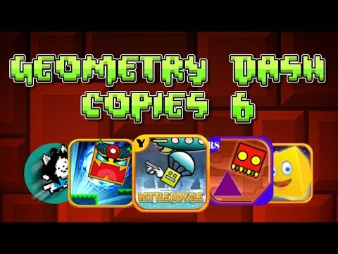 Geometry Dash Copies 6