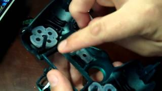 PS4 controller ReAssembly