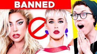 Popular songs that were REMOVED from stores