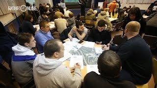 Казанцы обсудили план реконструкции парка у ЖК  Комсомолец