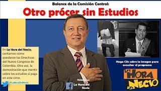 La Hora del Necio: Otro prócer sin estudios. 24.07.2018