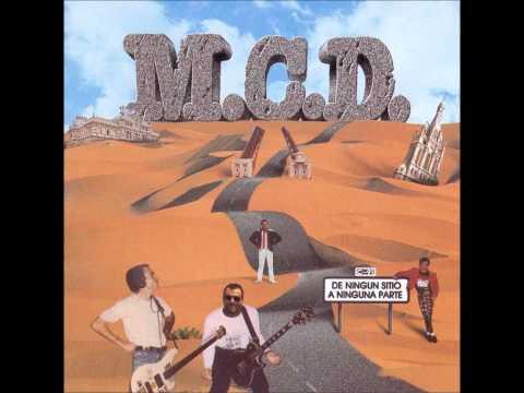 M.C.D - Entre borrachos
