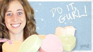 Make Your Own Soap - Do It, Gurl