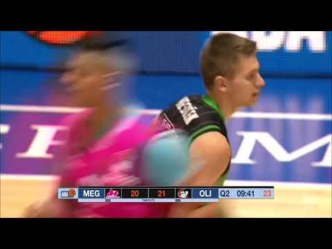 ABA Liga 2018/19 highlights, Round 4: Mega Bemax - Petrol Olimpija (19.10.2018)