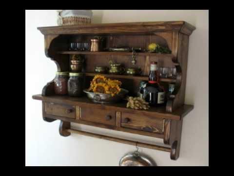 Pensili per cucine eredi caselli antonio pensile rustico youtube - Pensili per cucine ...