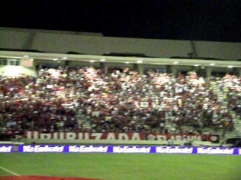 Murici x Flamengo - Estádio Rei Pelé