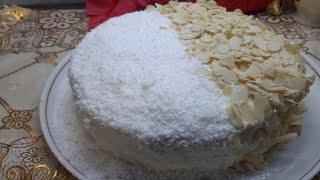Самый нежный и самый вкусный торт Рафаэлло