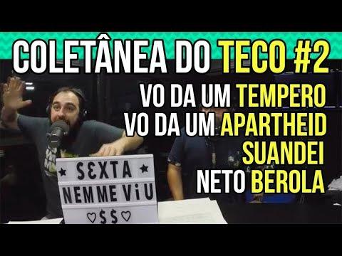 COLETÂNEA DO TECO #2 - VO DA UM TEMPERO