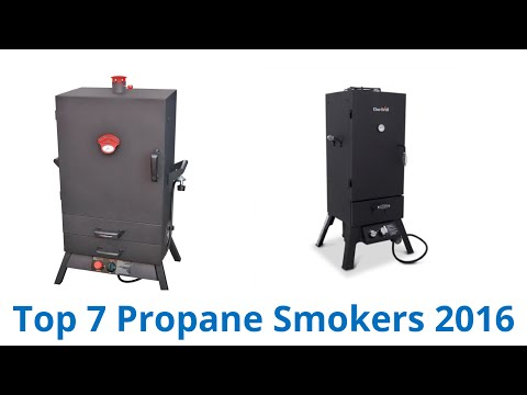 Smoke Daddy Vertical Gas Smoker Doovi