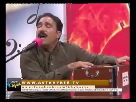 Khkuli Ba Bala We Pa Jahan Kho Dasi Na Nice Ghazal  Sajid Khan