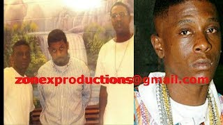 "Lil Boosie  interview on C-Murder Case""he aint snitch like kevin gates,datz why he locked up"""