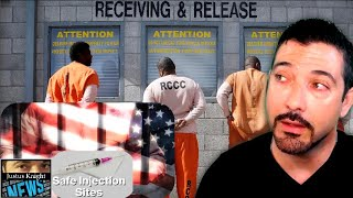 'PURGE' Plan Now Unveiled! HUGE PRISON RELEASE, POLICE 'HIT LIST' & Free Drug Zones!? It's