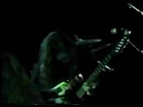 DEATH - BERKLEY CA 7/12/95 (angle 2)