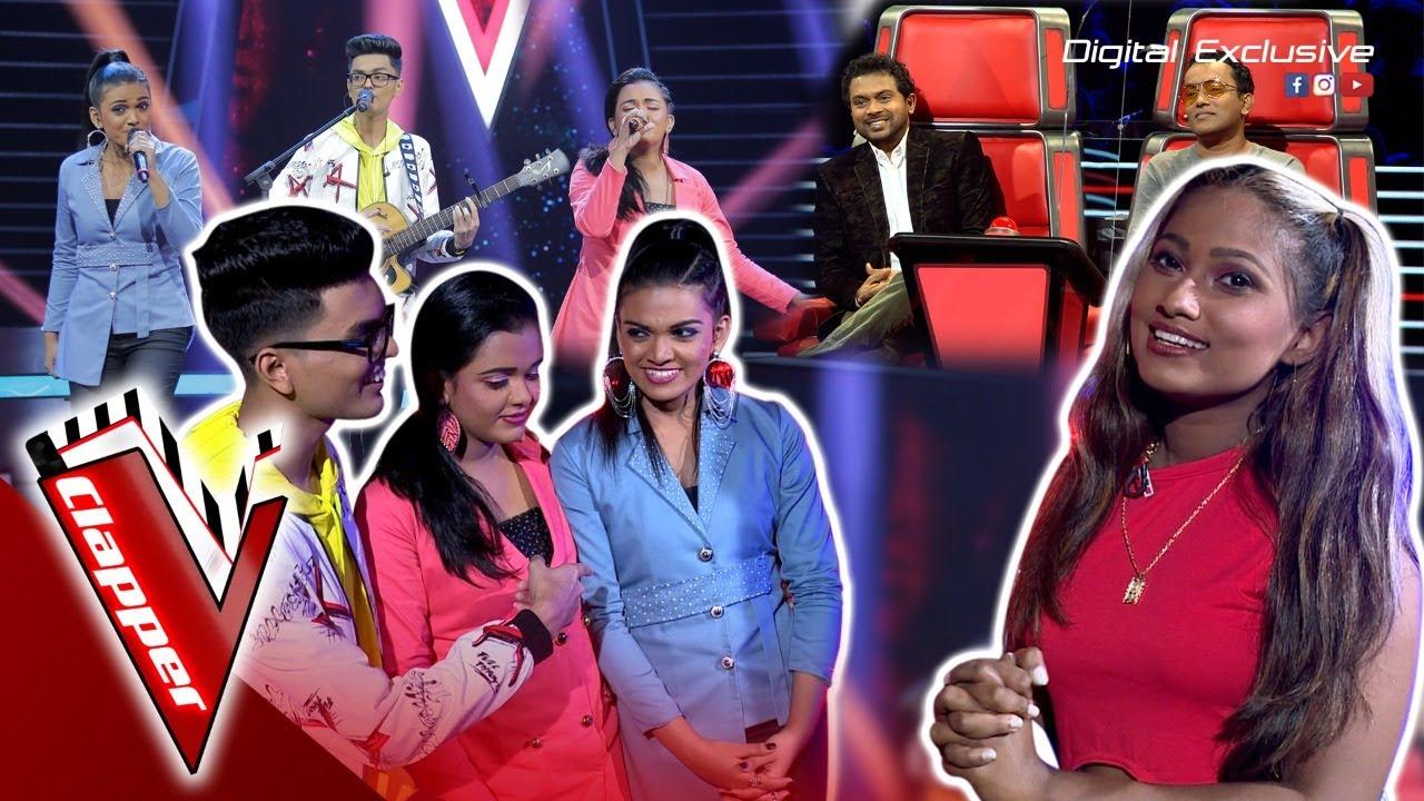 Nawanjana/Tiney & Thishan - V Clapper | Exclusive | The Voice Sri Lanka