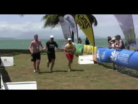 HLB & SLB finish The Solar Eclipse Marathon 2012
