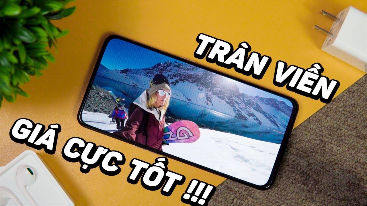 Tư vấn smartphone màn hình tràn, camera pop-up, GIÁ TỐT!!!