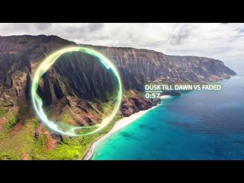 Dusk Till Dawn vs Faded (Mashup) - Alan Walker , ZAYN & Sia (By AFG)