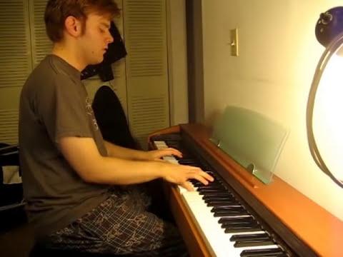 Cinderella - So This Is Love (piano)