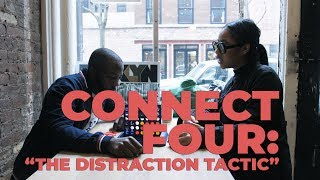 Connect 4 Challenge with Hot 97's Miabelle | GAMES WE PLAY