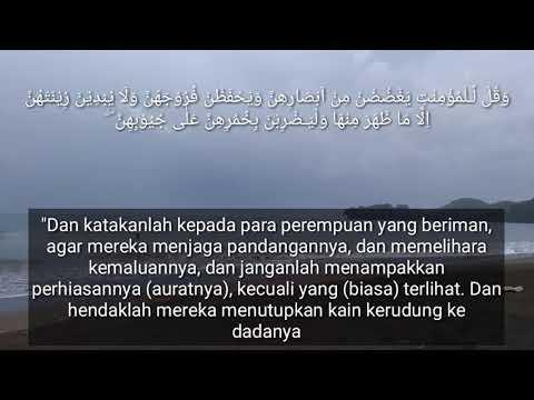 Qs An Nur Ayat 31 Youtube