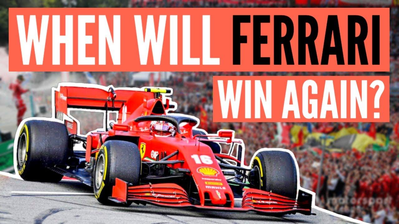 When Will Ferrari F1 Return To Winning Ways Youtube