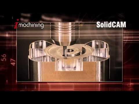 iMachining Aerospace Werkstück