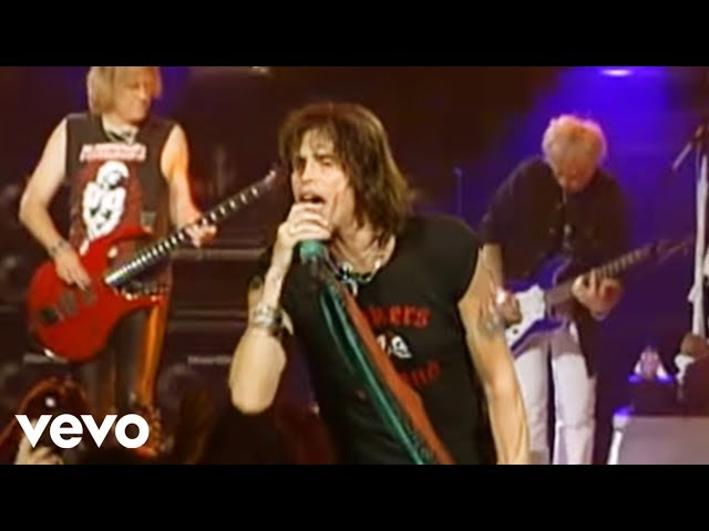 Aerosmith - Walk This Way (from You Gotta Move - Official Video)