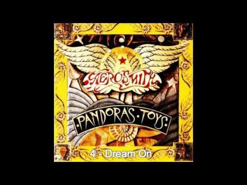 Aerosmith [1994] -  Pandora's Toys  (Full Album)